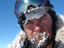British solo adventurer Marc Wood : coming back from a success story at the SP