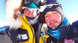 Australian pair has still to return to Union Glacier ALE base camp