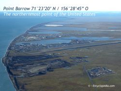 Borge arrived at Point Barrow Sunday 5 September at night