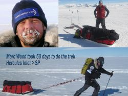 Marc Wood arrived at the SP on 10 January 2012