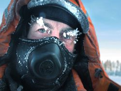 Sir Ranulf Fiennes is back in the antarctic
