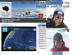 Two Catalans on the classical Hercules Inlet SP