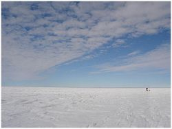 South Pole Solo 2006-2007 - Copyright: Hannah McKeand