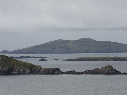 Blasket Islands sound