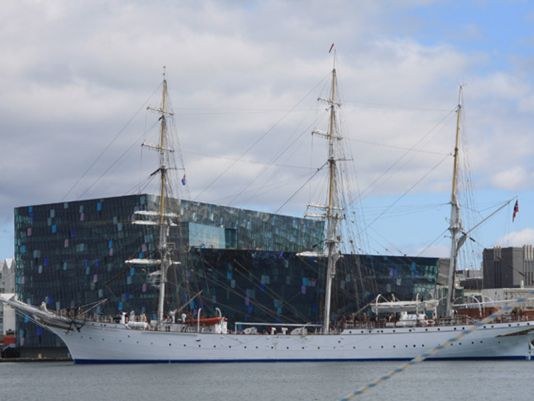 Norway training ship