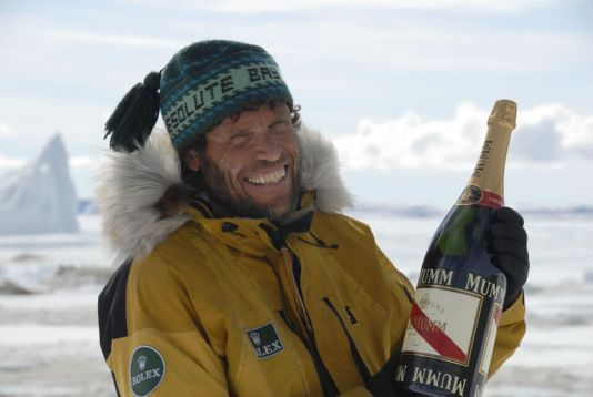 Champagne Mumm for the Explorers